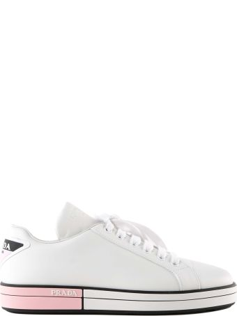 Prada Badge Sneaker