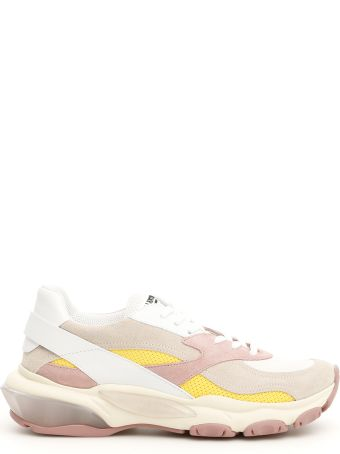 Valentino Low-top Bounce Sneakers