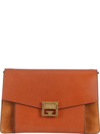 Givenchy Chestnut Medium Gv3 Bag