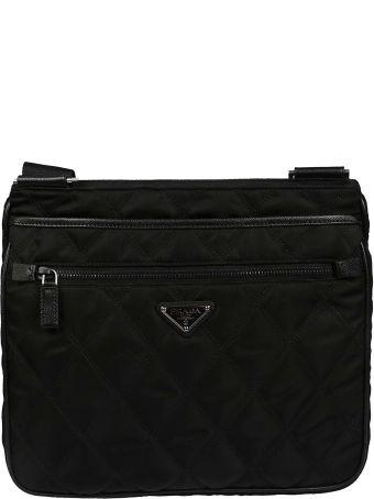 Prada Diamond Shoulder Bag