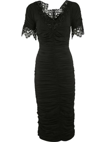 Dolce & Gabbana Lace Detailed Dress