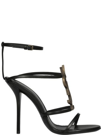 Saint Laurent Cassandra 110 Sandals