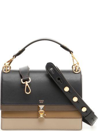 Fendi Multi-tone Medium Kan I Bag
