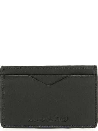 Alexander McQueen Embossed Cardholder