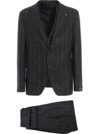 Tagliatore Three Piece Suit