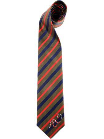 Gucci Kingsnake Tie
