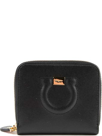 Salvatore Ferragamo Gancio City Wallet