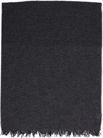 Low Brand Gray Cashmere Scarf