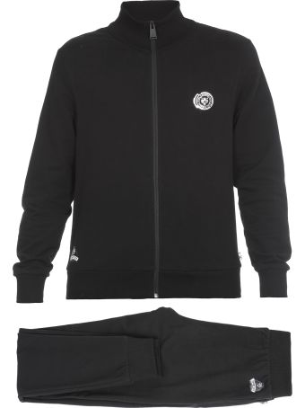 Philipp Plein Cotton Sweatsuit