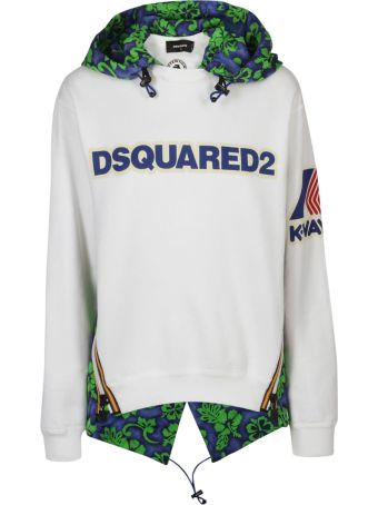 Dsquared2 X K-way Hoodie