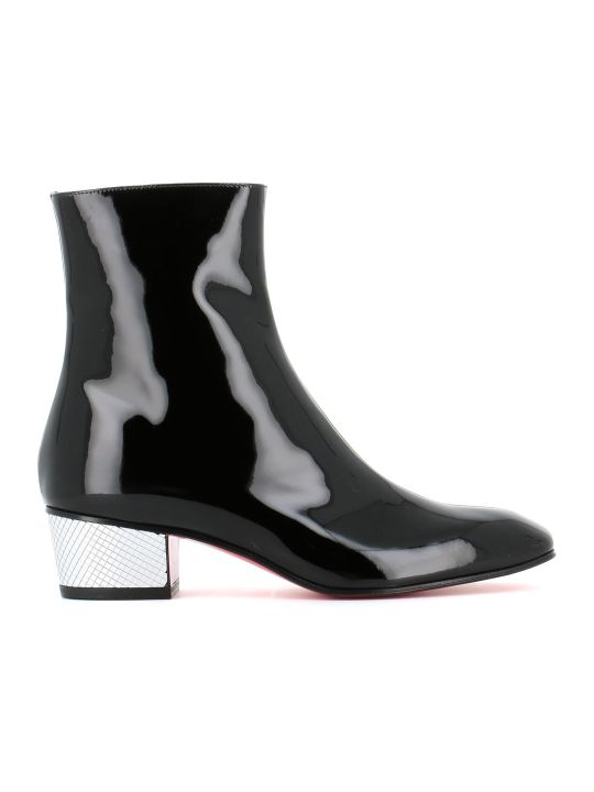 """Christian Louboutin Ankle Boot """"palace Boot"""""""
