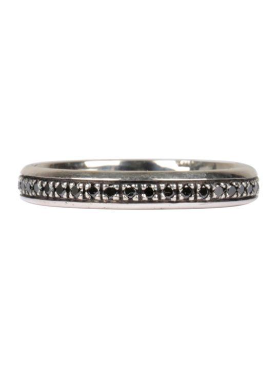 Ugo Cacciatori Silver Ring