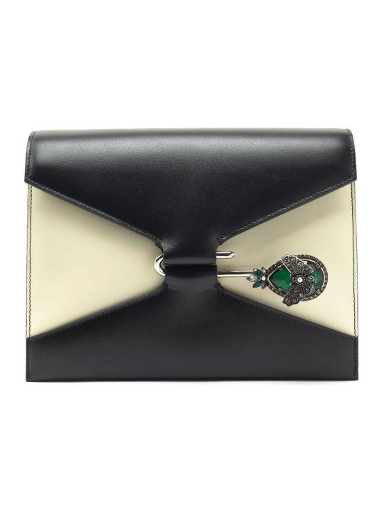 Alexander McQueen 'pin Satchel' Bag