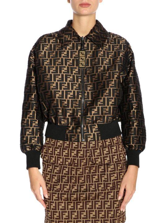 Fendi Jacket Jacket Women Fendi