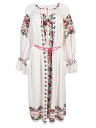 Ulla Johnson Embroidery Dress