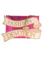 Dolce & Gabbana Pouch Devotion in Fuchsia