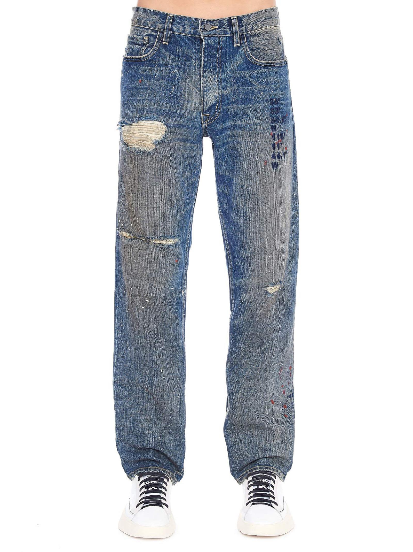 REESE COOPER Jeans in Blue