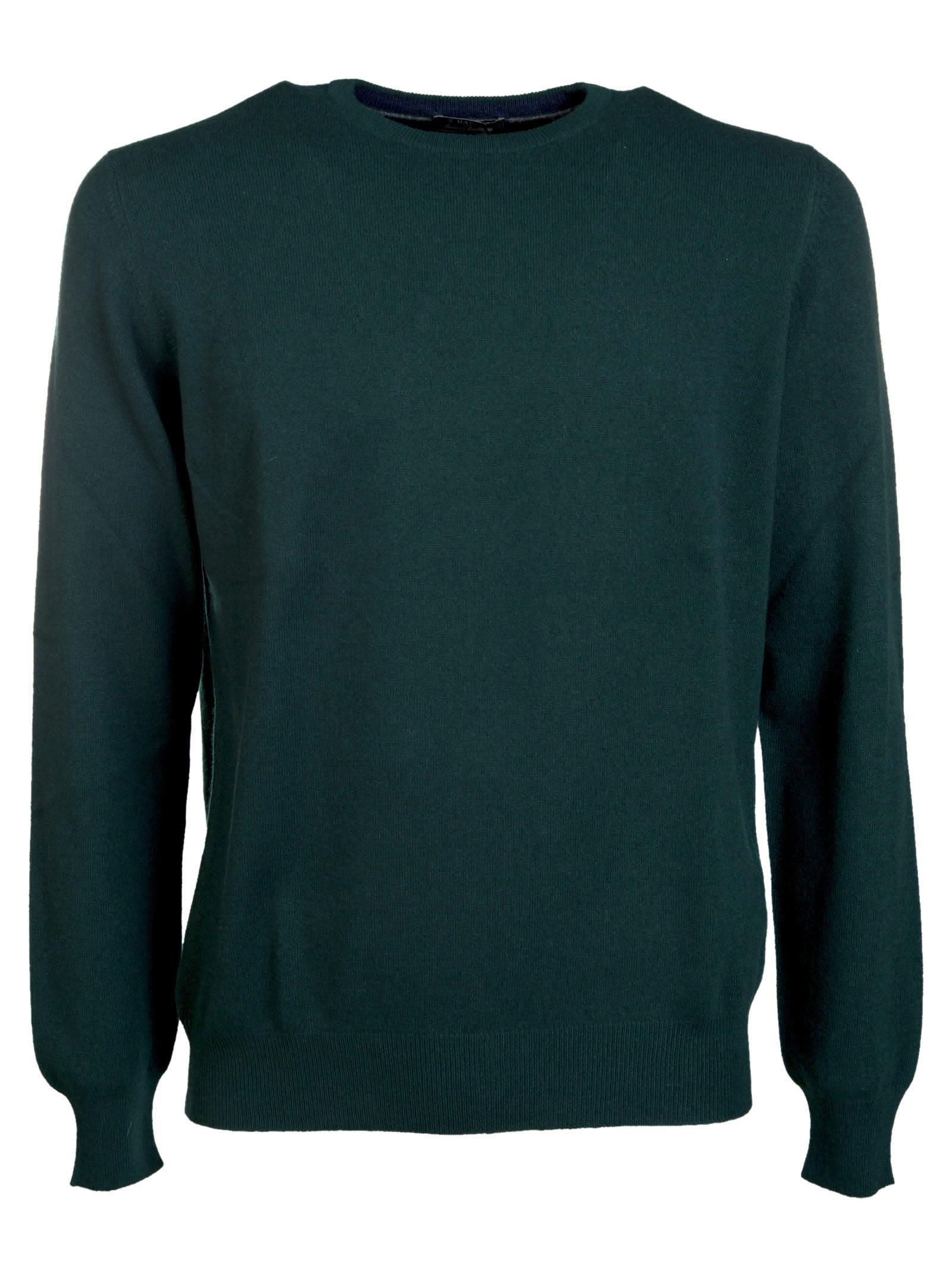 Barba Napoli Crew Neck Sweater