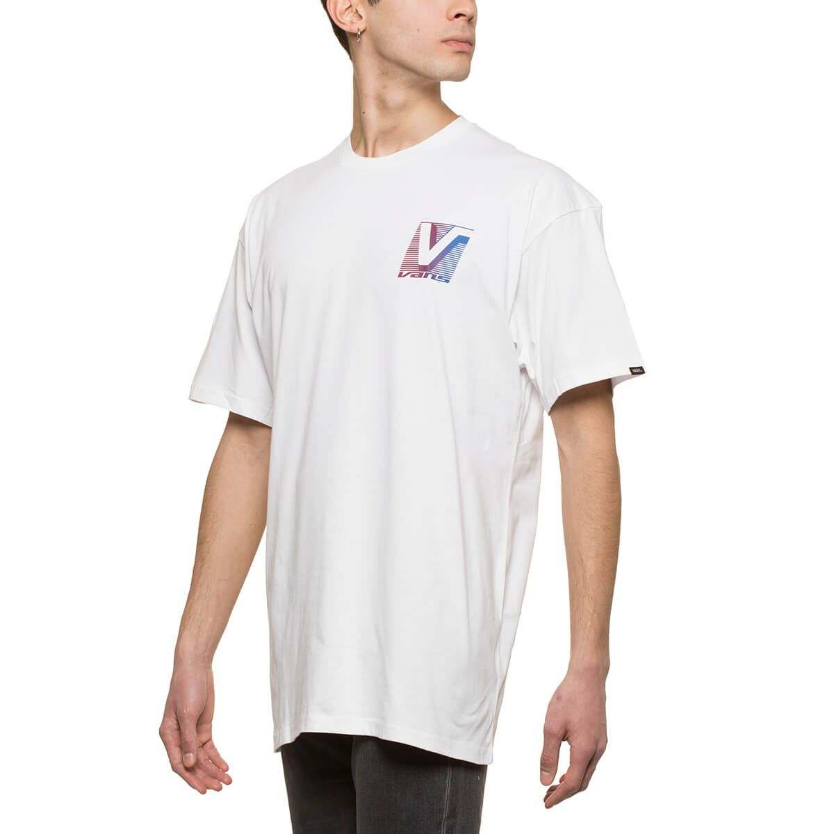 de29f487745b61 Vans Mn Grand T-shirt - White - 10596495