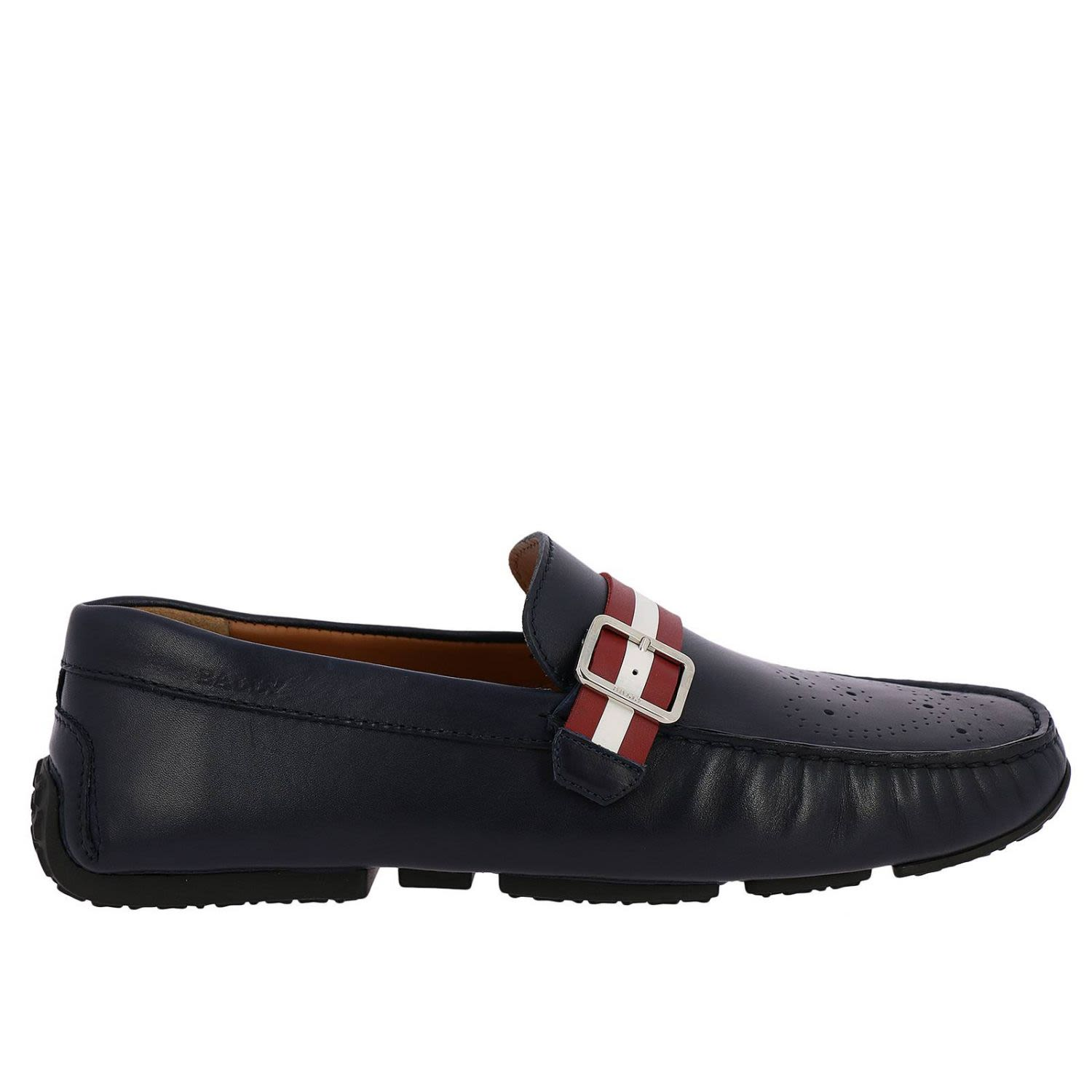 BALLY Pilcher Loafers in Blue