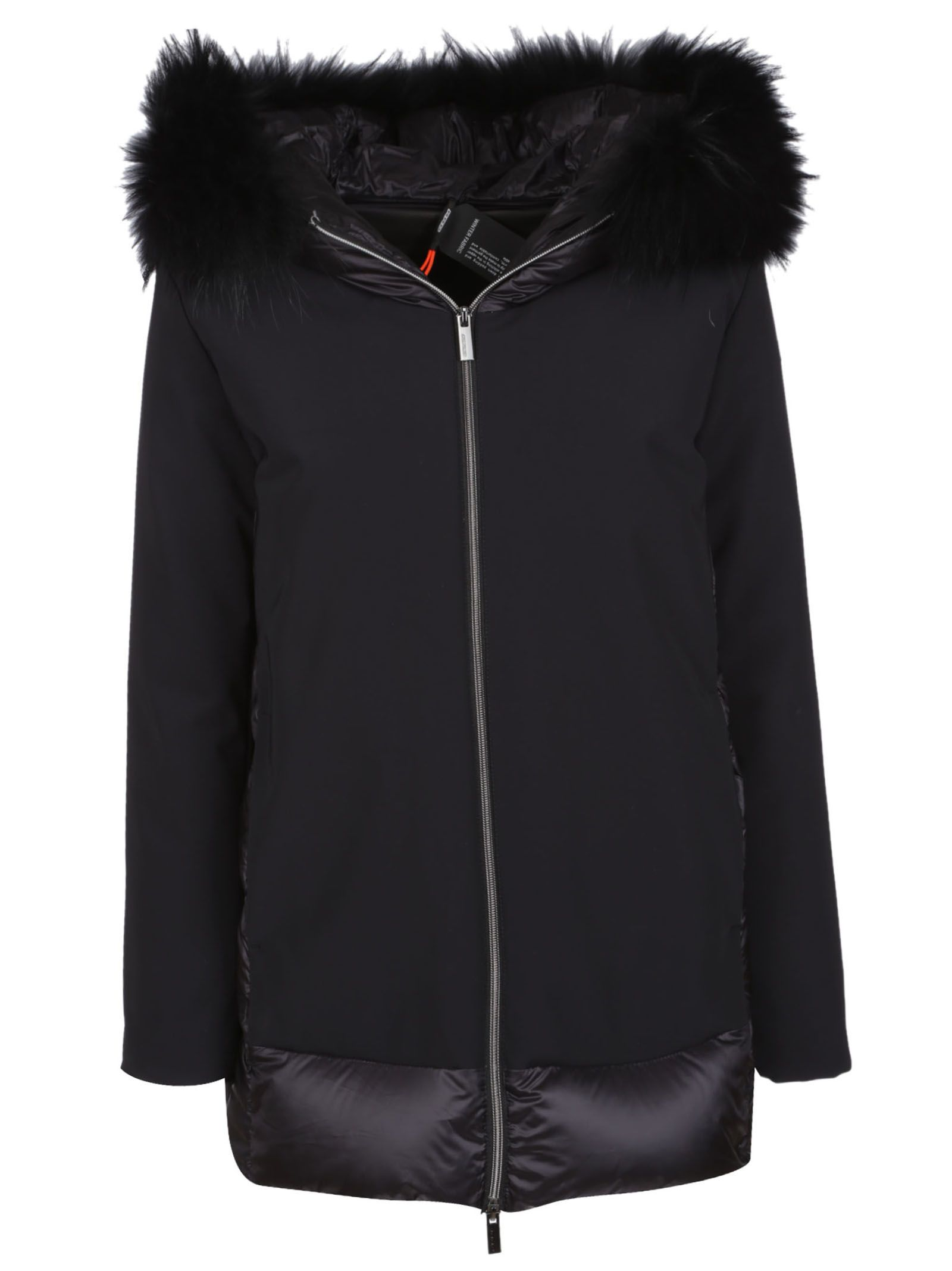 Rrd Winter Hybrid Padded Jacket