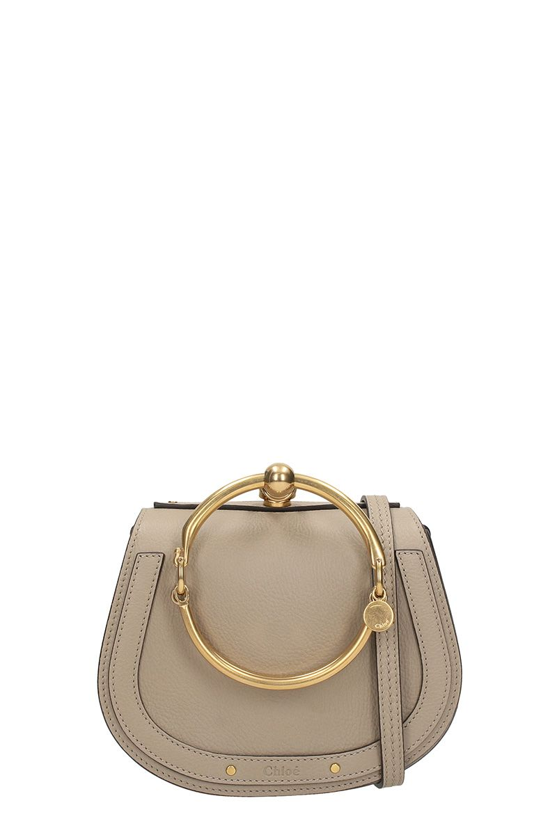 CHLOÉ SMALL NILE BRACELET BAG