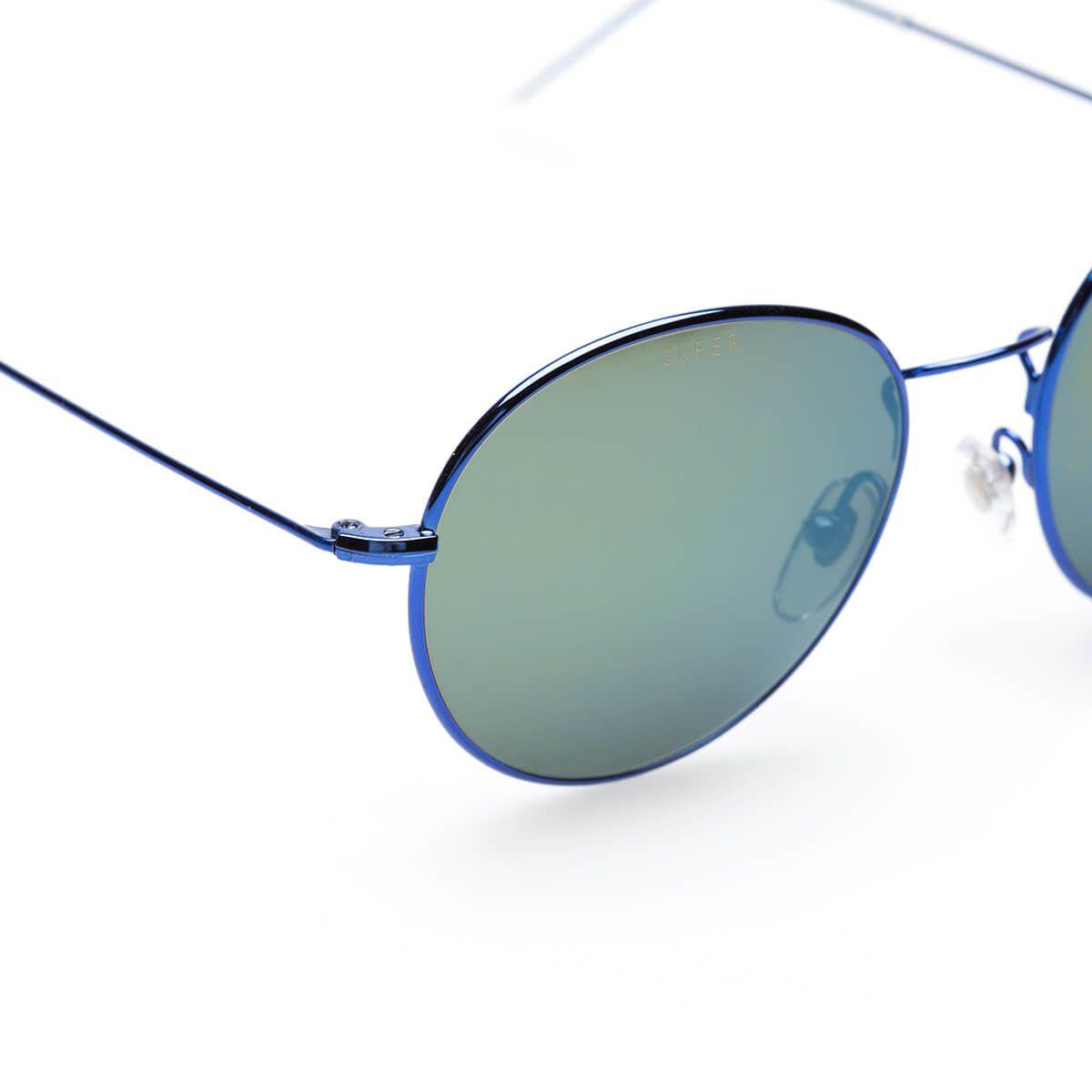 Gosha Rubchinskiy - Gosha Rubchinskiy Super Mens Wire Sunglasses ...
