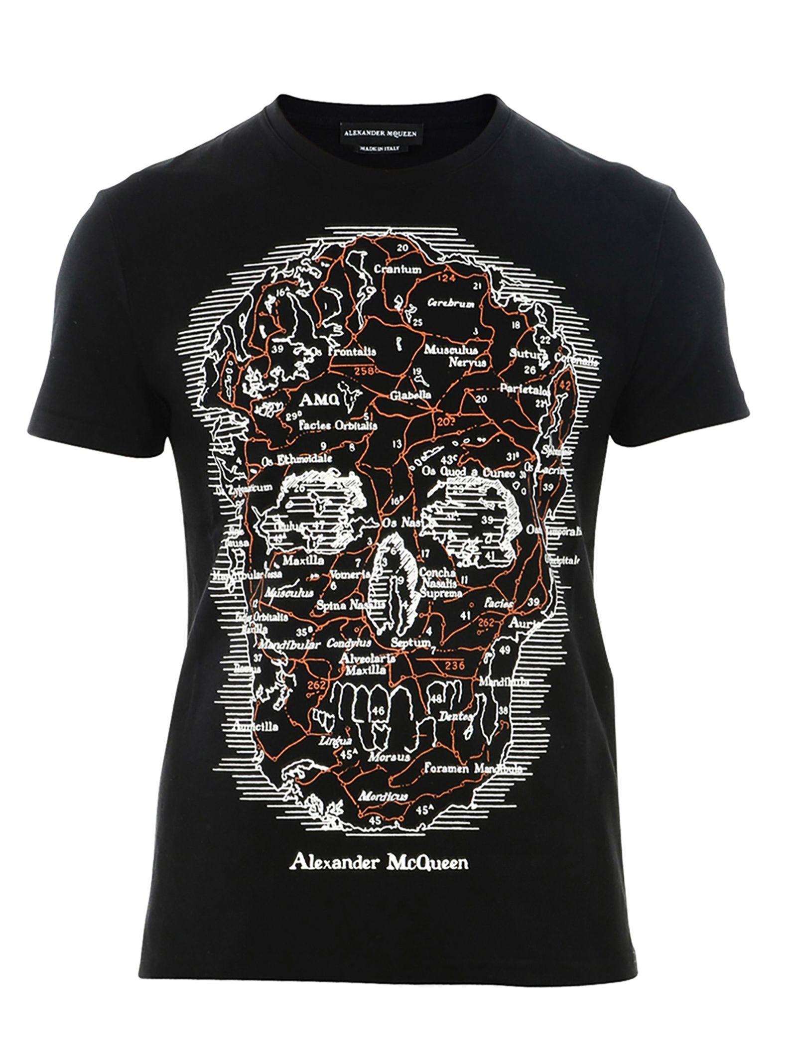 """Alexander McQueen """" T-shirt"""""""