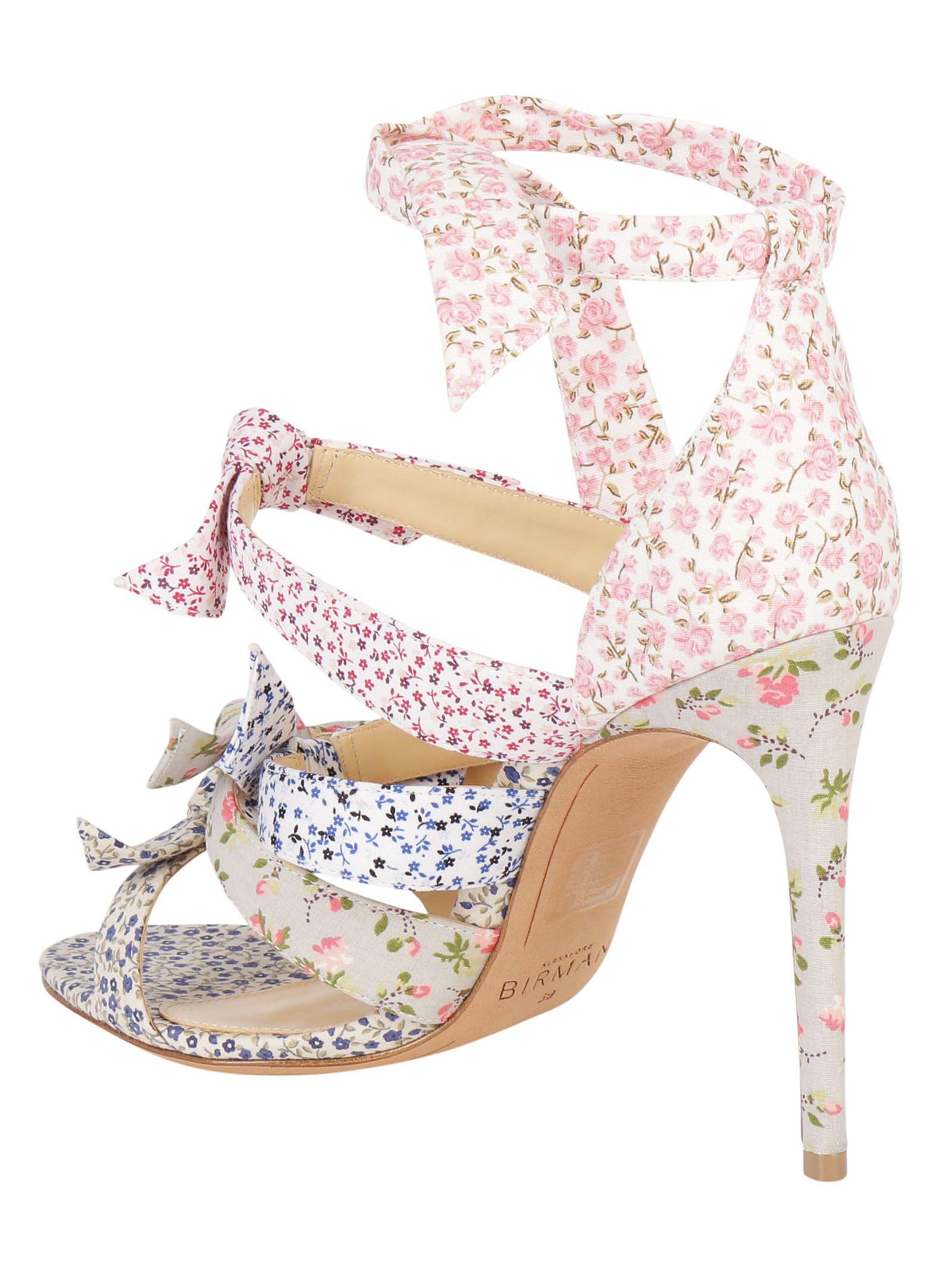 Julyta open-toe sandals - Multicolour Alexandre Birman TvqVzG