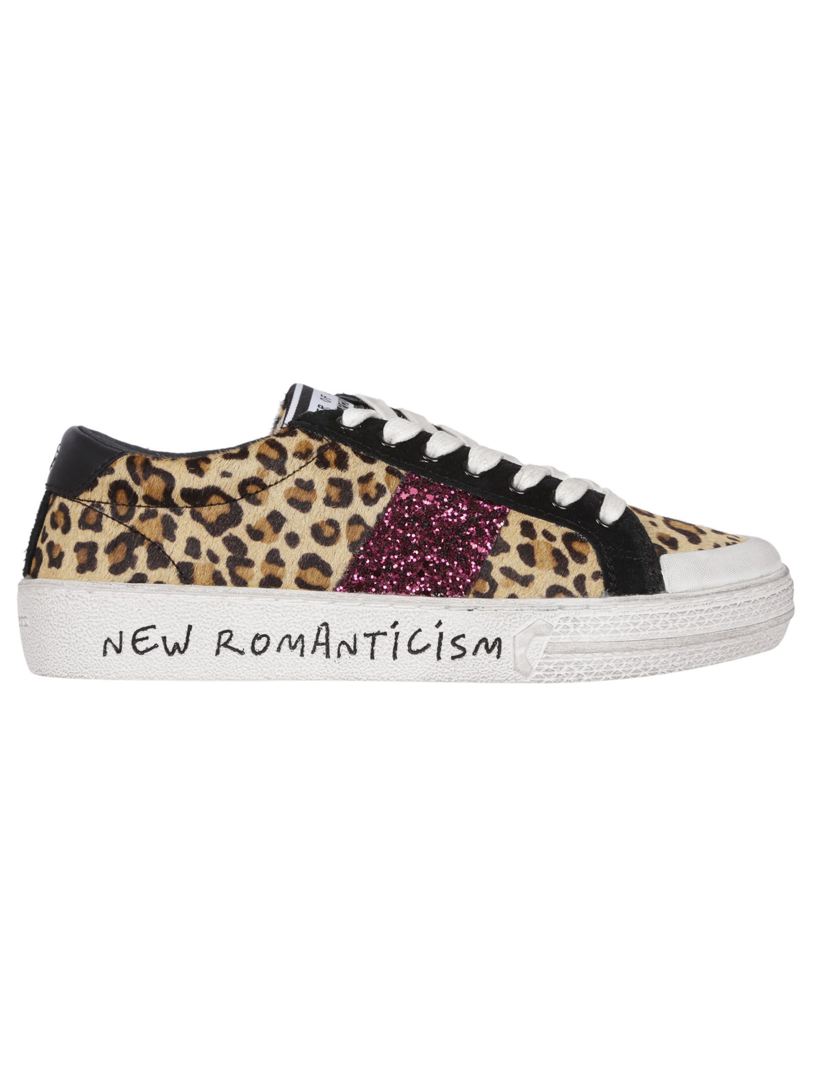 M.o.a. Master Of Arts Leopard Print Sneakers