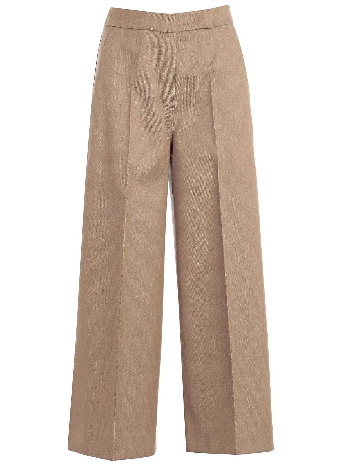 WIDE LEG TROUSERS from Italist.com