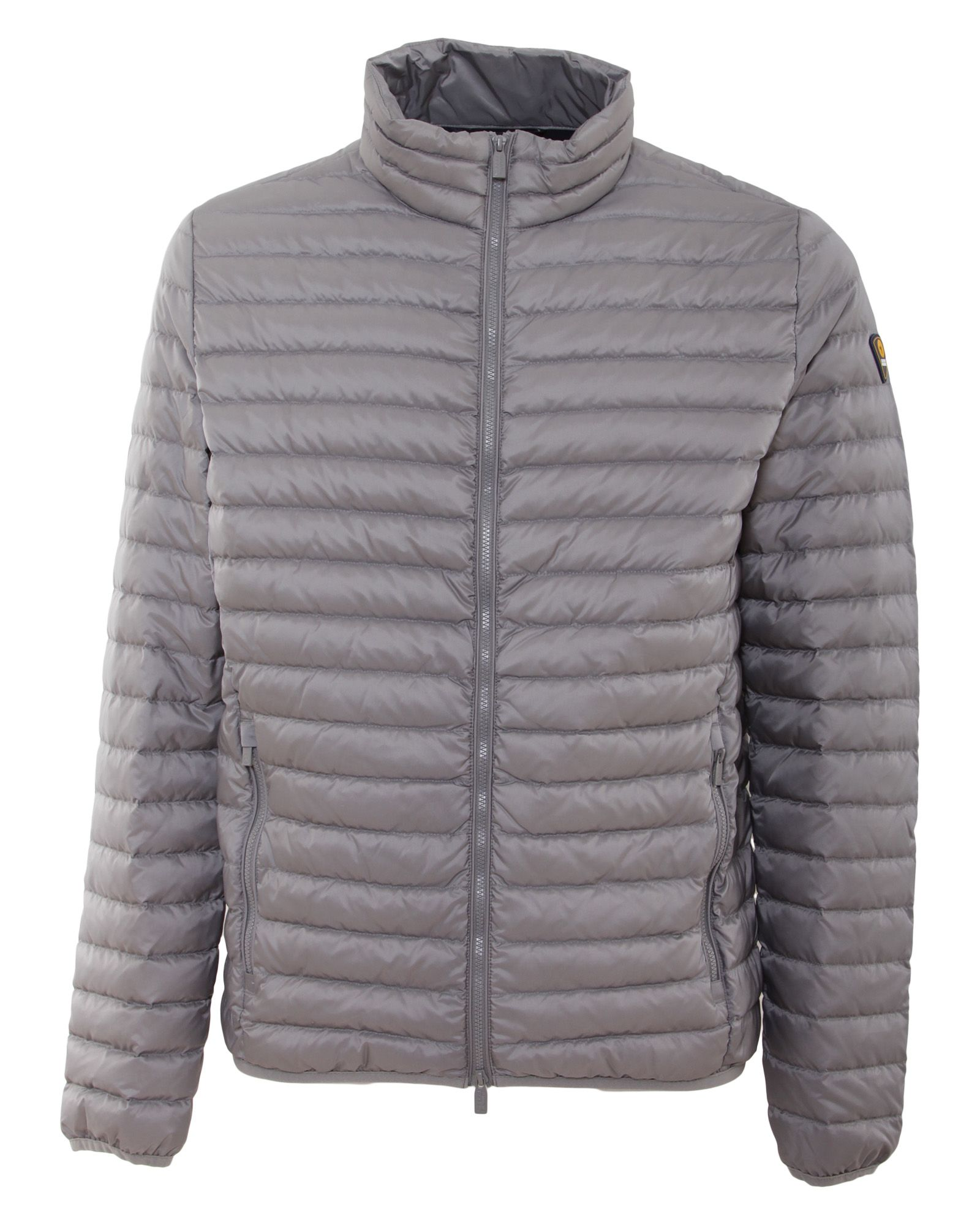 CIESSE Quilted Jacket in Grey