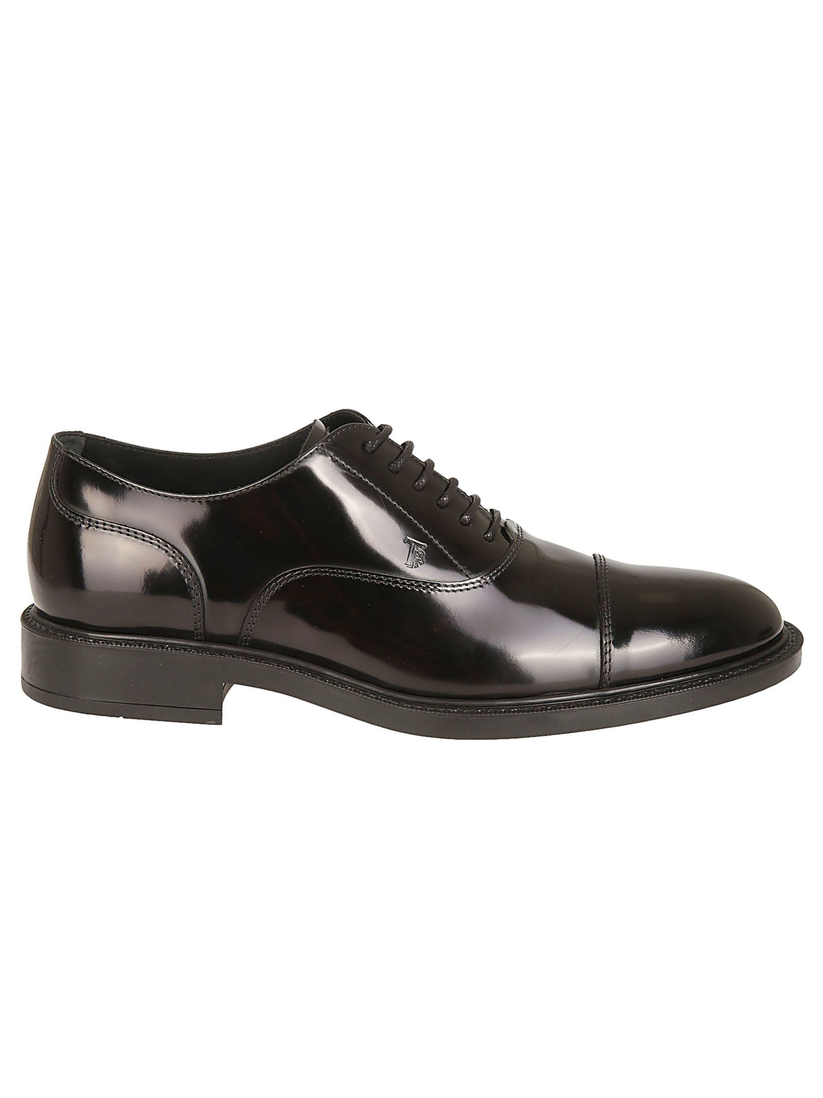 Tod's Classic Lace Up Shoes