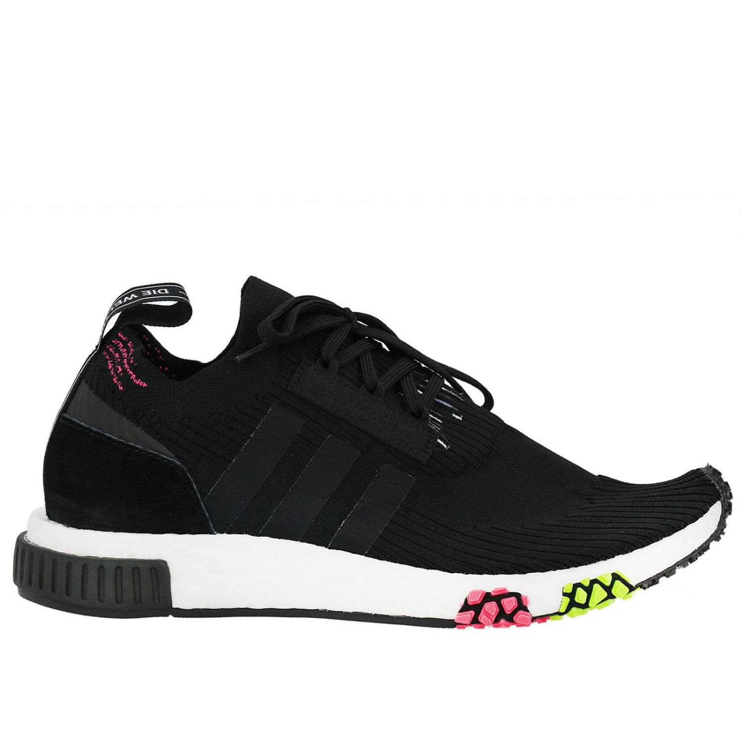 Sneakers Adidas Originals Nmd-racer Primeknit Men's Sneakers With Contrasting Shaped Plus 10353179