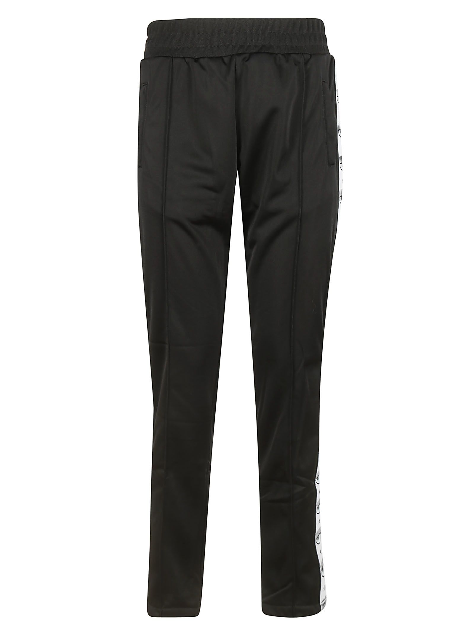 BLINKING EYES TRACK PANTS from Italist.com