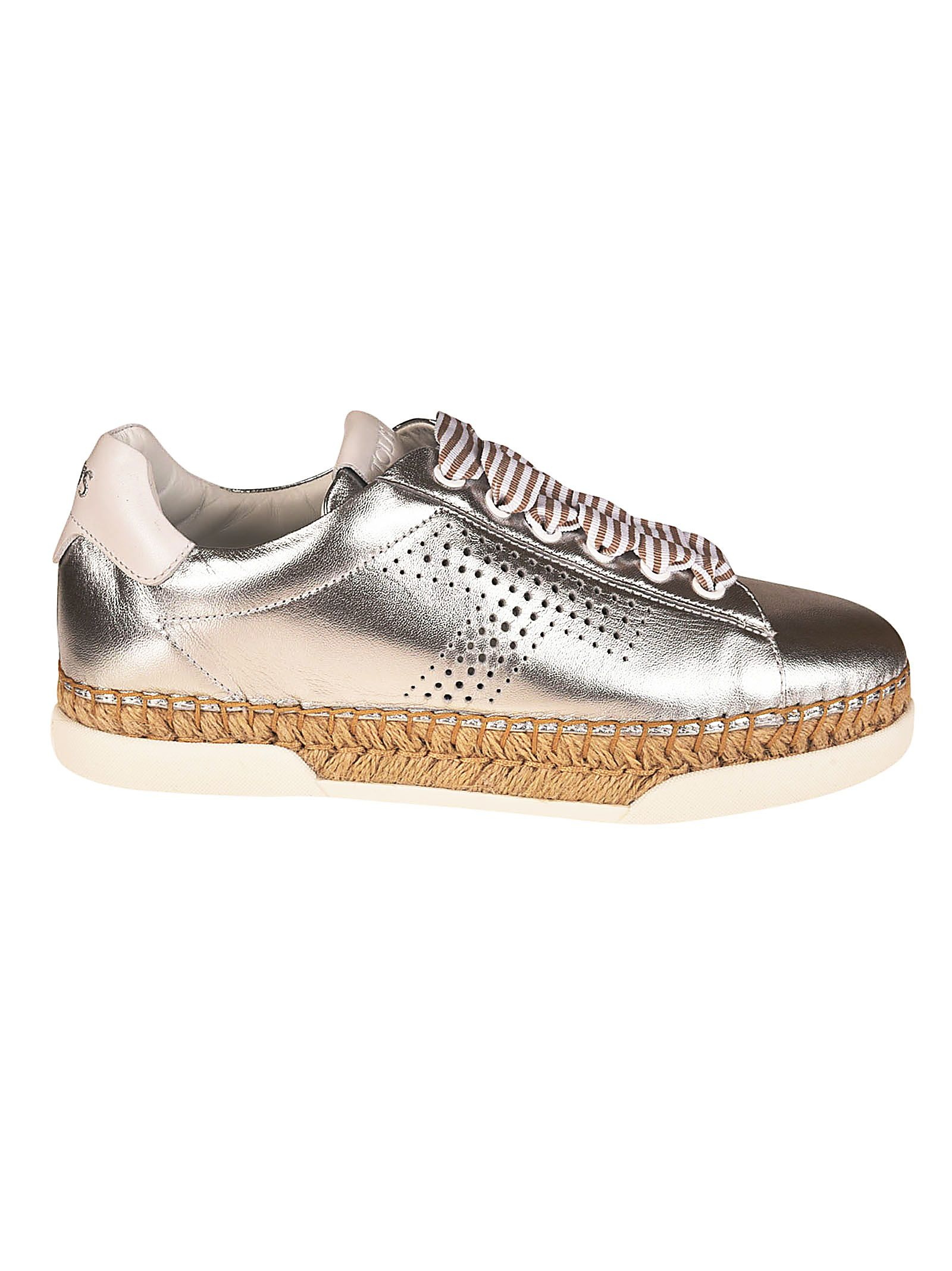Top Quality Tod's Shiny Sneakers Free Shipping Fashion Style DCpGmKx