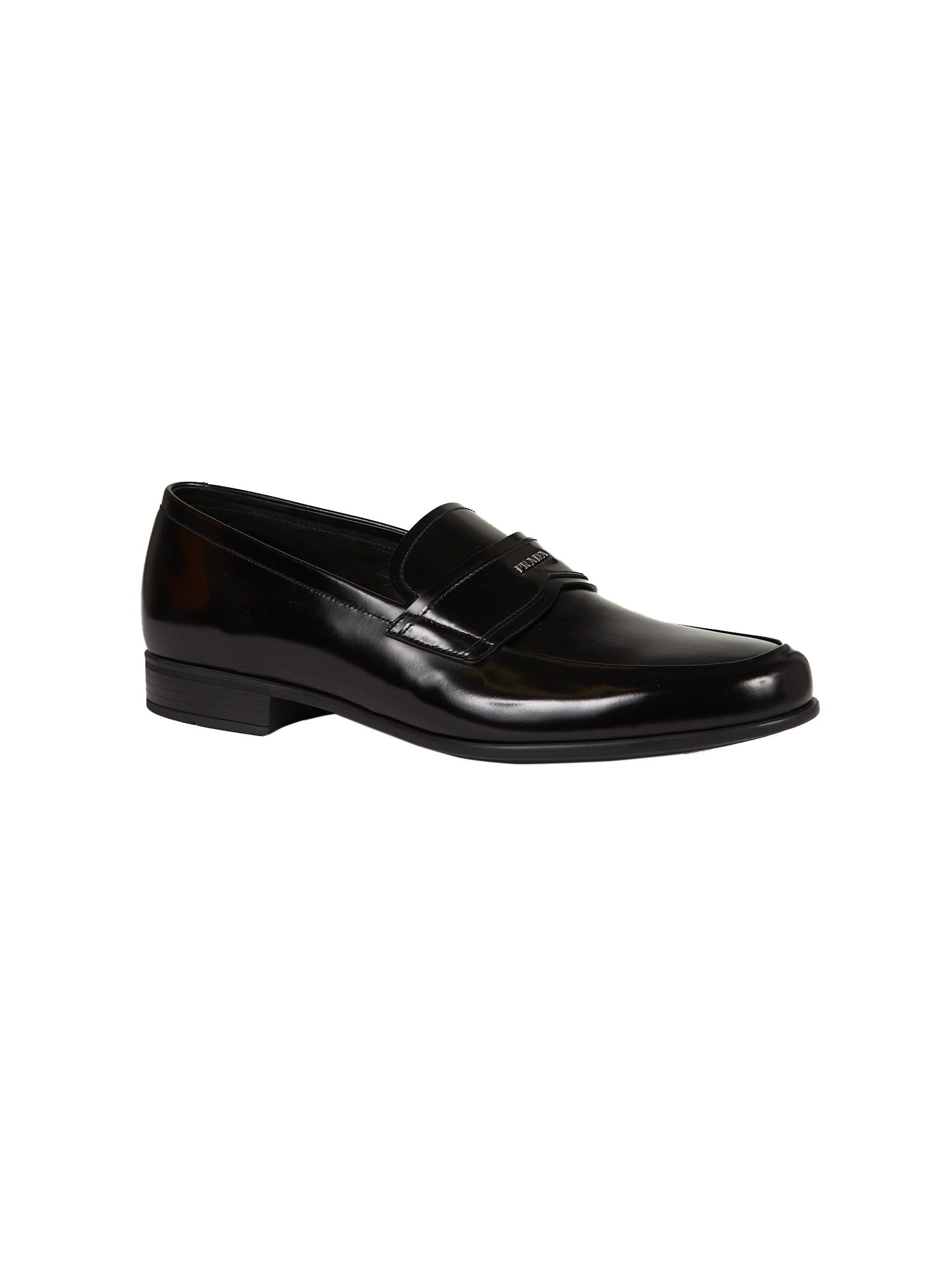 Prada classic derby shoes discount find great cheap sale authentic discount authentic KBLsl