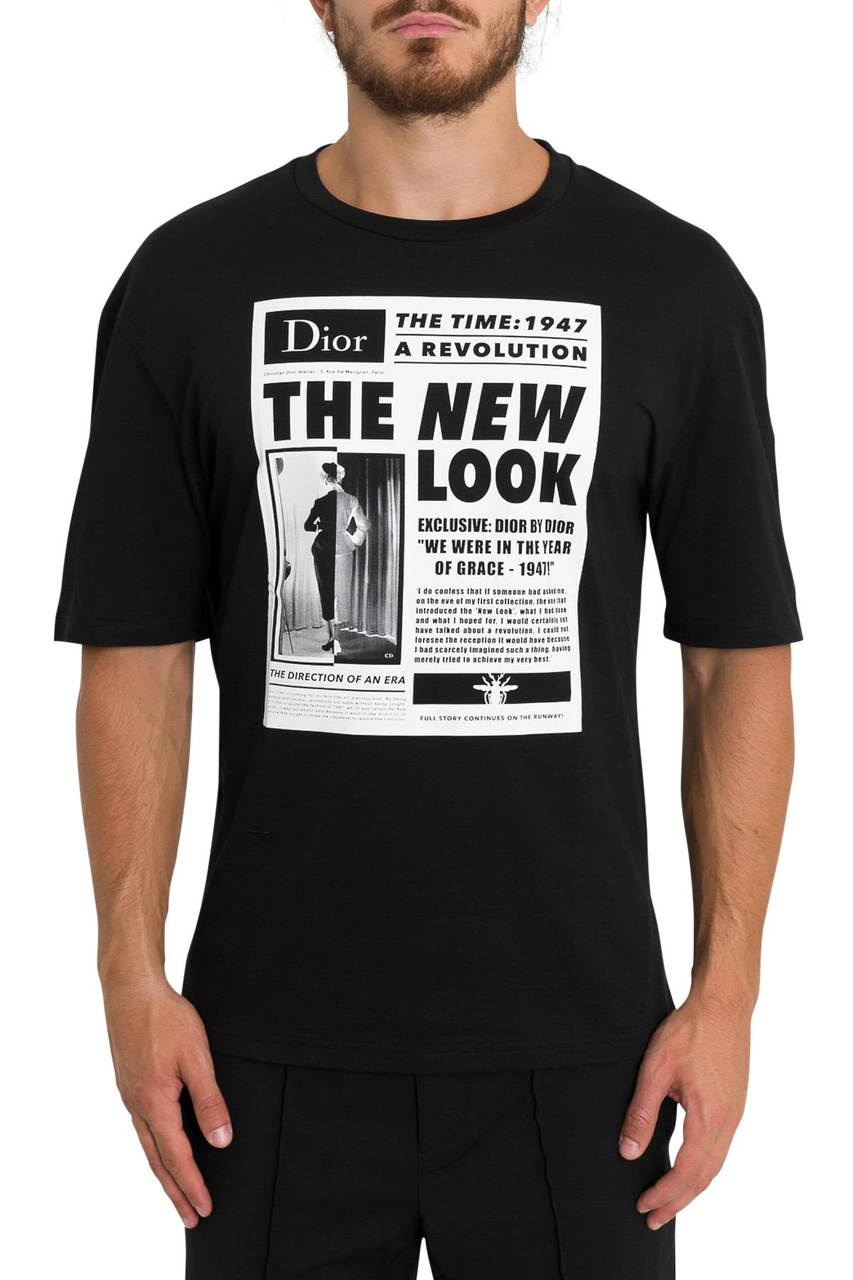 Dior Homme Tops THE NEW LOOK TEE