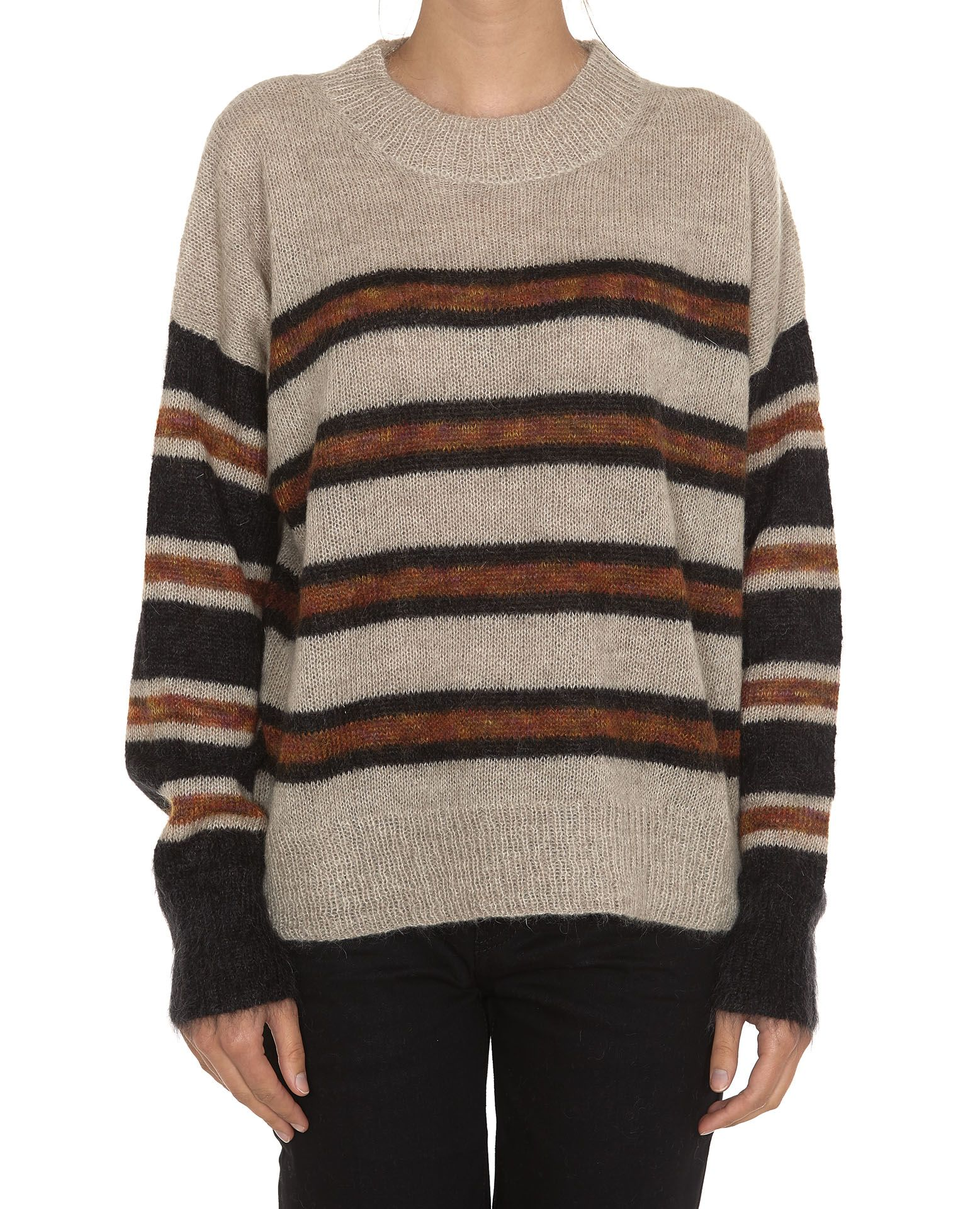 Russell Sweater, Multicolor