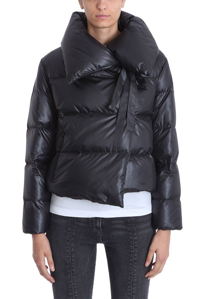 bacon clothing -  Cropped Puffer Jacket