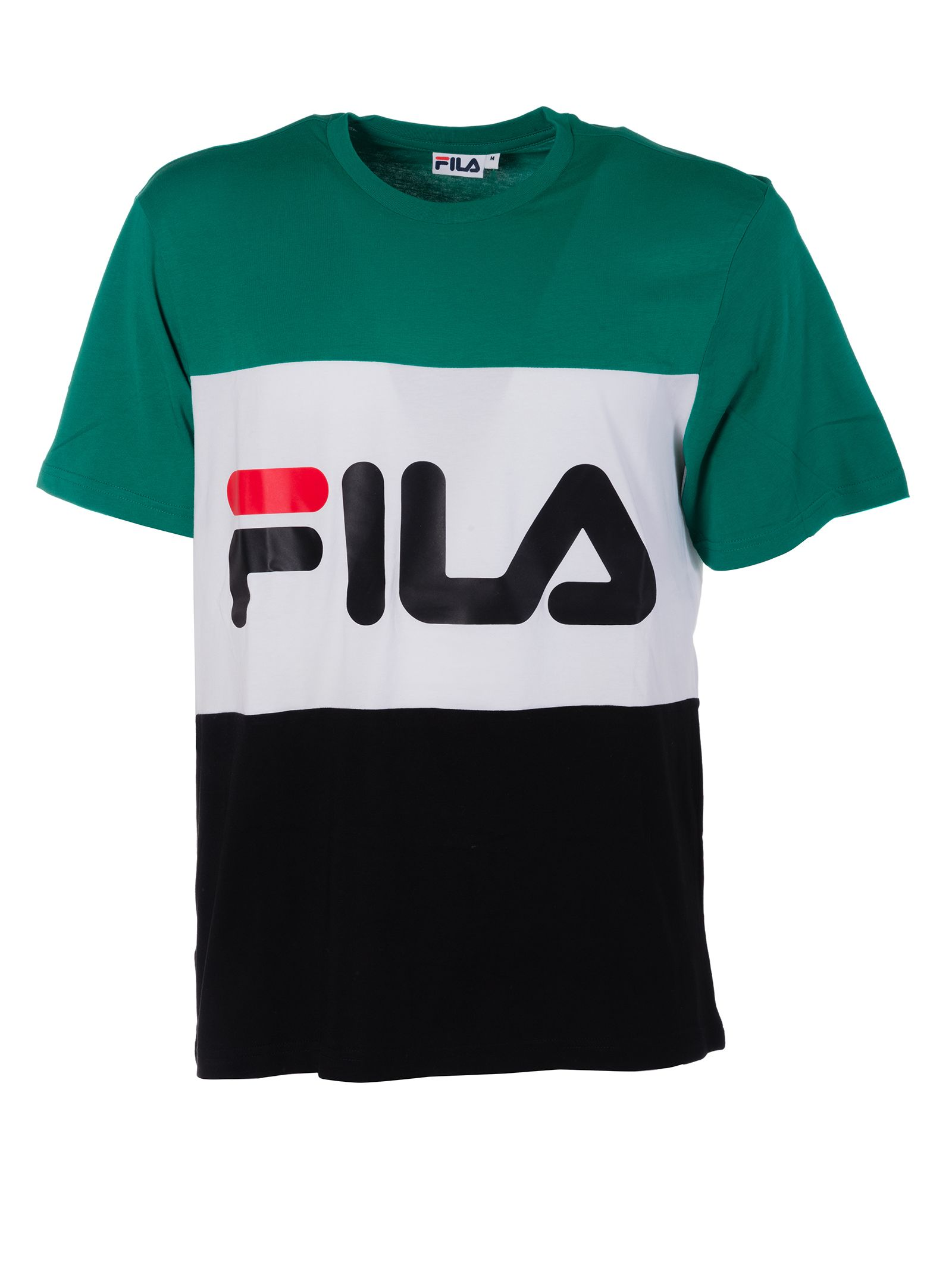 logo print T-shirt - Multicolour Fila Cheap Best Wholesale gCQBfvcs3B