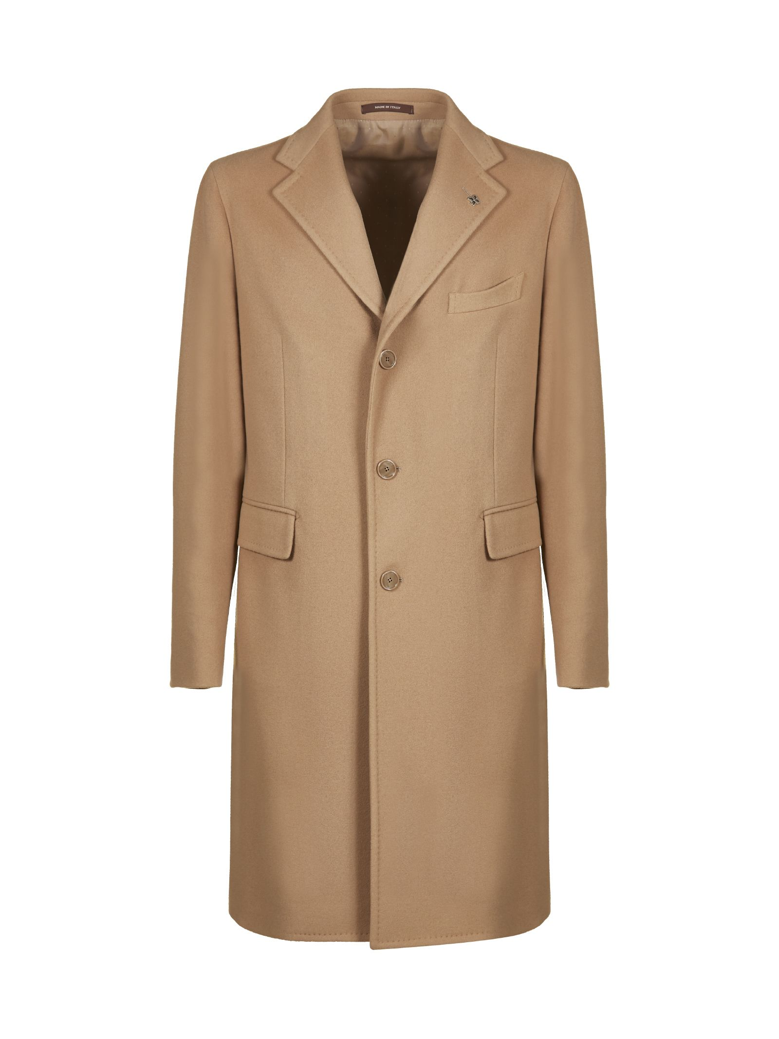 Tagliatore Single Breasted Fitted Coat