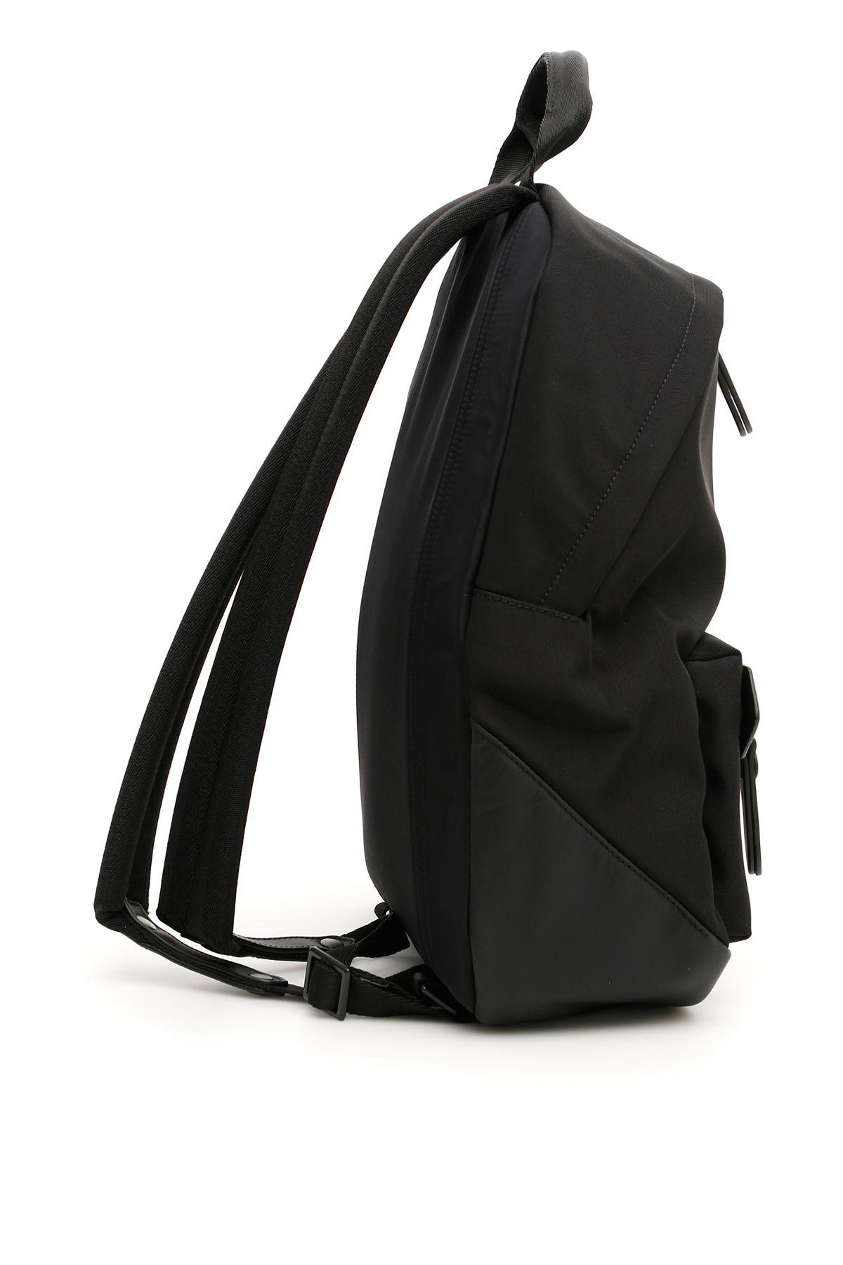 f6c26b95de63 Nylon Leather Backpack- Fenix Toulouse Handball