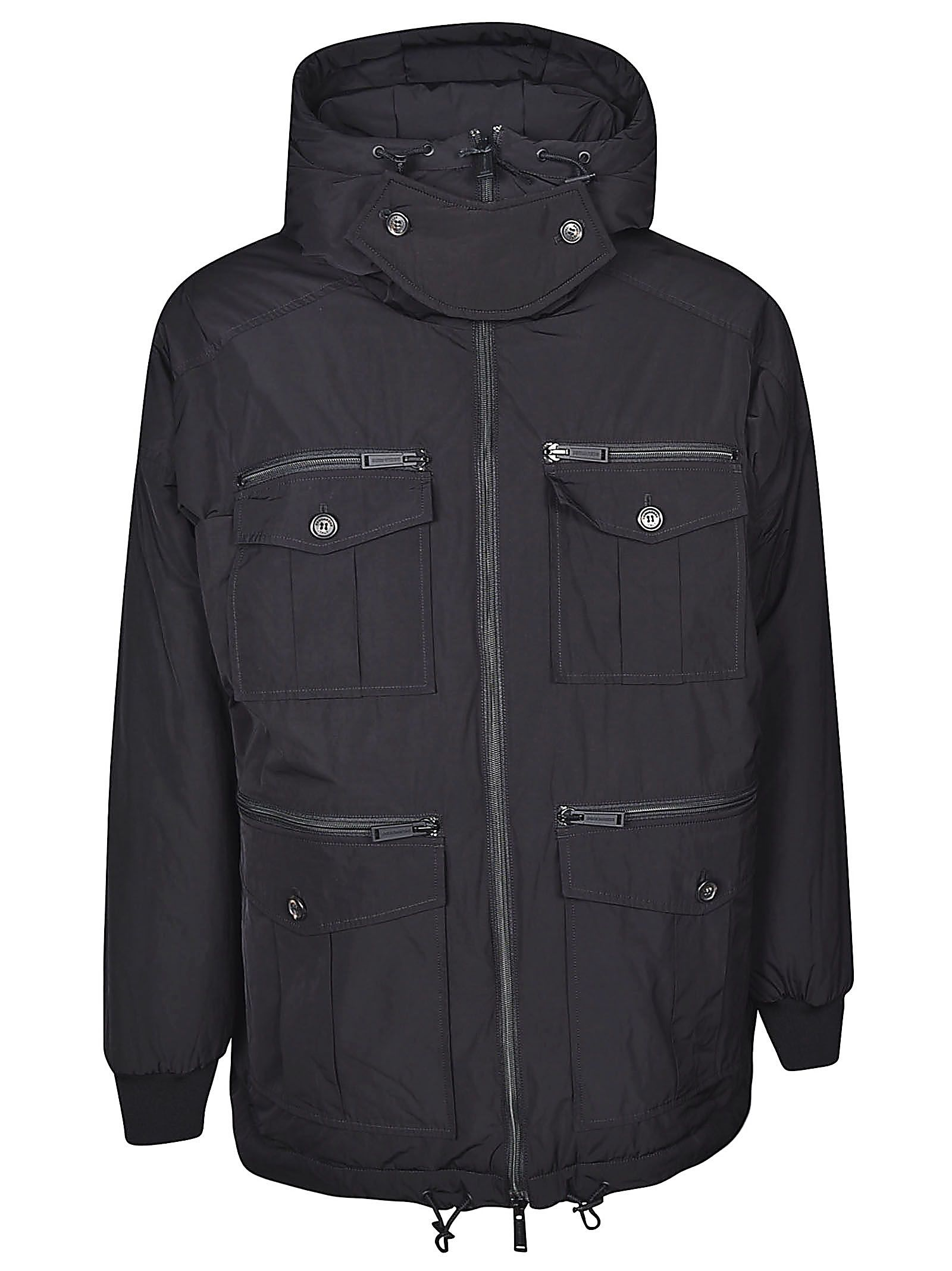 DSQUARED2 HOODED JACKET