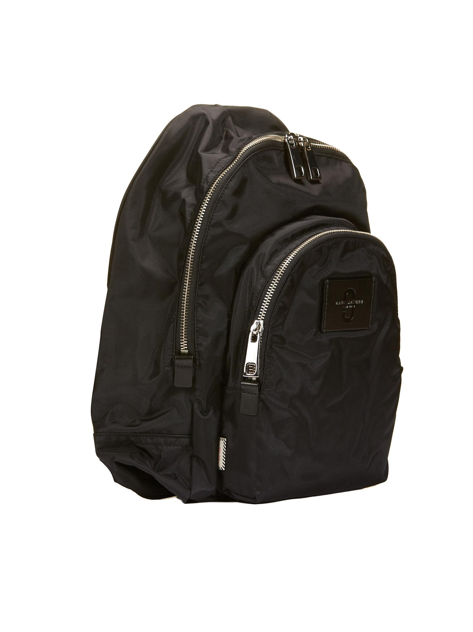 round top backpack - Black Marc Jacobs OHwEnJhq