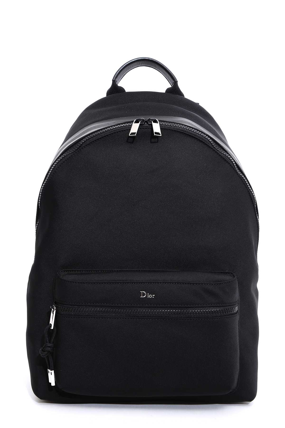 DIOR HOMME PALACE MARIANI CANVAS BACKPACK