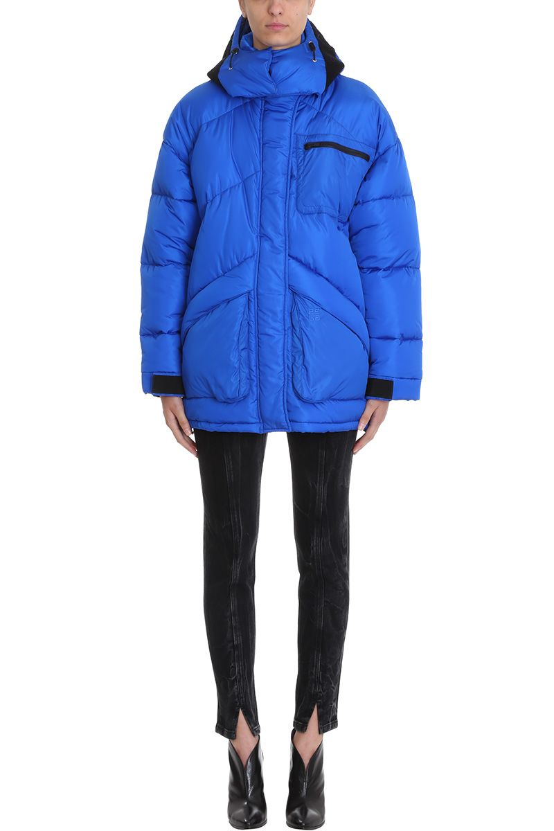 givenchy -  Oversized Hooded Puffer Jacket