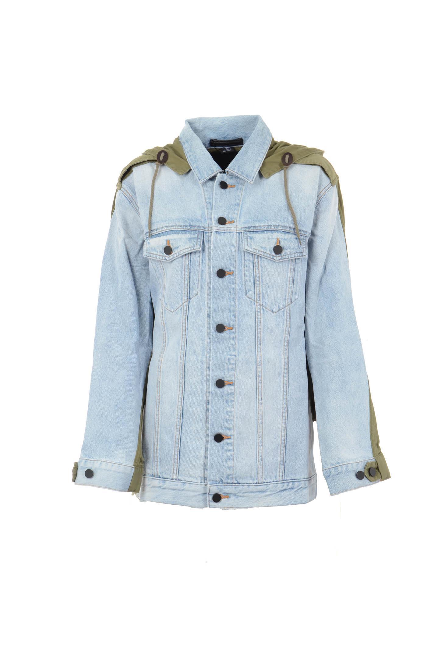 Daze Mix Denim Jacket