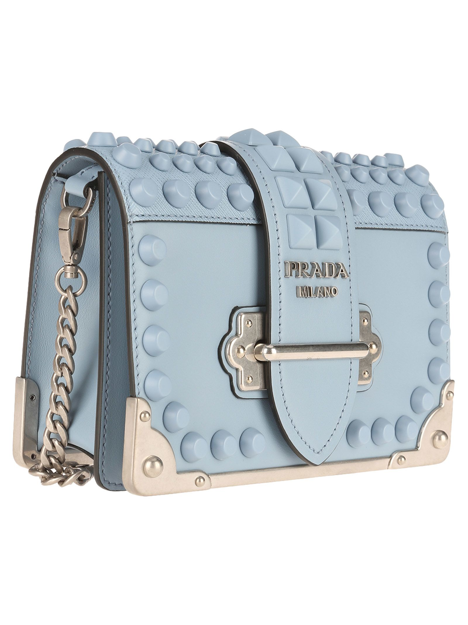 ac6f5b44599f Prada Cahier Bag Light Blue | Stanford Center for Opportunity Policy ...