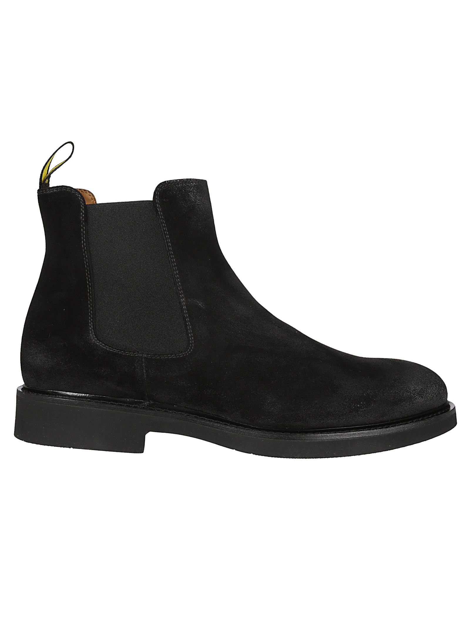 Doucal's Elasticated Ankle Boots